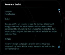 Remnant Brain!