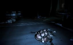 ME3, improvvisamente, è un gioco horror