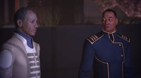 Udina e Anderson