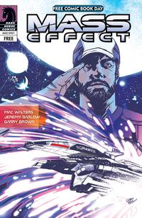 La copertina di Mass Effect: He Who Laughs Best