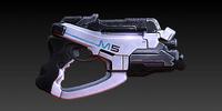 Pistola pesante M-5 Phalanx