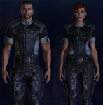 Casual Citadel Uniform