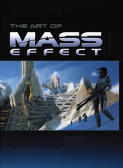 Copertina di The Art of Mass Effect