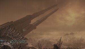 Base d'artiglieria Gigante