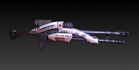 Un fucile di precisione Mantis