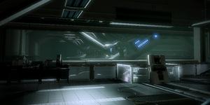 Interno della Stazione Atlas