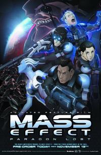 Copertina di Mass Effect: Paragon Lost