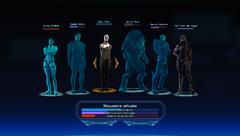 Mass Effect. Biotica pura (Liara) + tecnologia pura (Tali) + combattimento pureo (Shepard Soldato) = attuale forza della squadra.