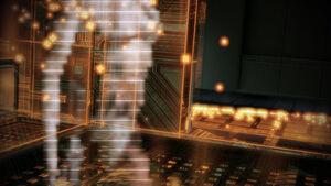 Un'immagine di una sezione virtuale