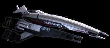 La SSV Normandy