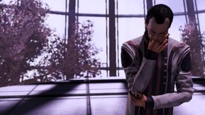 """""""Sono solo un branco di idioti egoisti, Shepard. Anche se ha un seggio al Consiglio, l'umanità sarà sempre considerata inferiore."""""""
