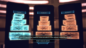 Shepard acquires a pathological aversion to Towers of Hanoi here
