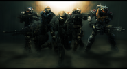 Halo reach noble team by newguy2445