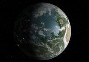 Keltakka planet