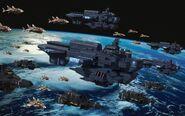Terran battlefleet