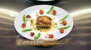 DavidW Halibut Replication Dish