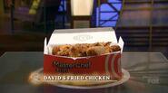 DavidW PressureTest FriedChicken