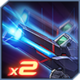 Skill double laser attack active.png