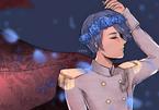 Tooru art - flower viktor
