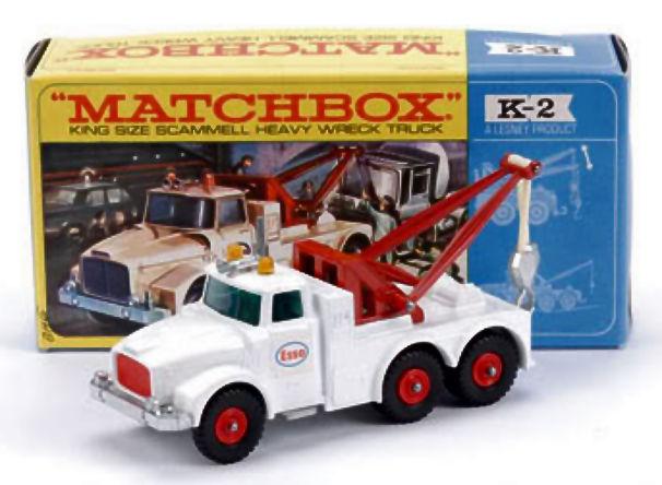 Scammell Heavy Wreck Truck (K-2)