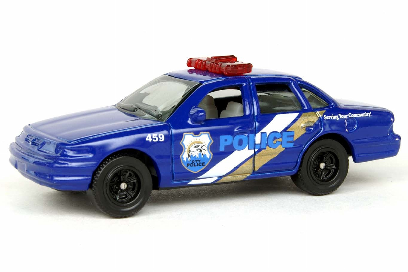 1997 Ford Crown Victoria Police Car