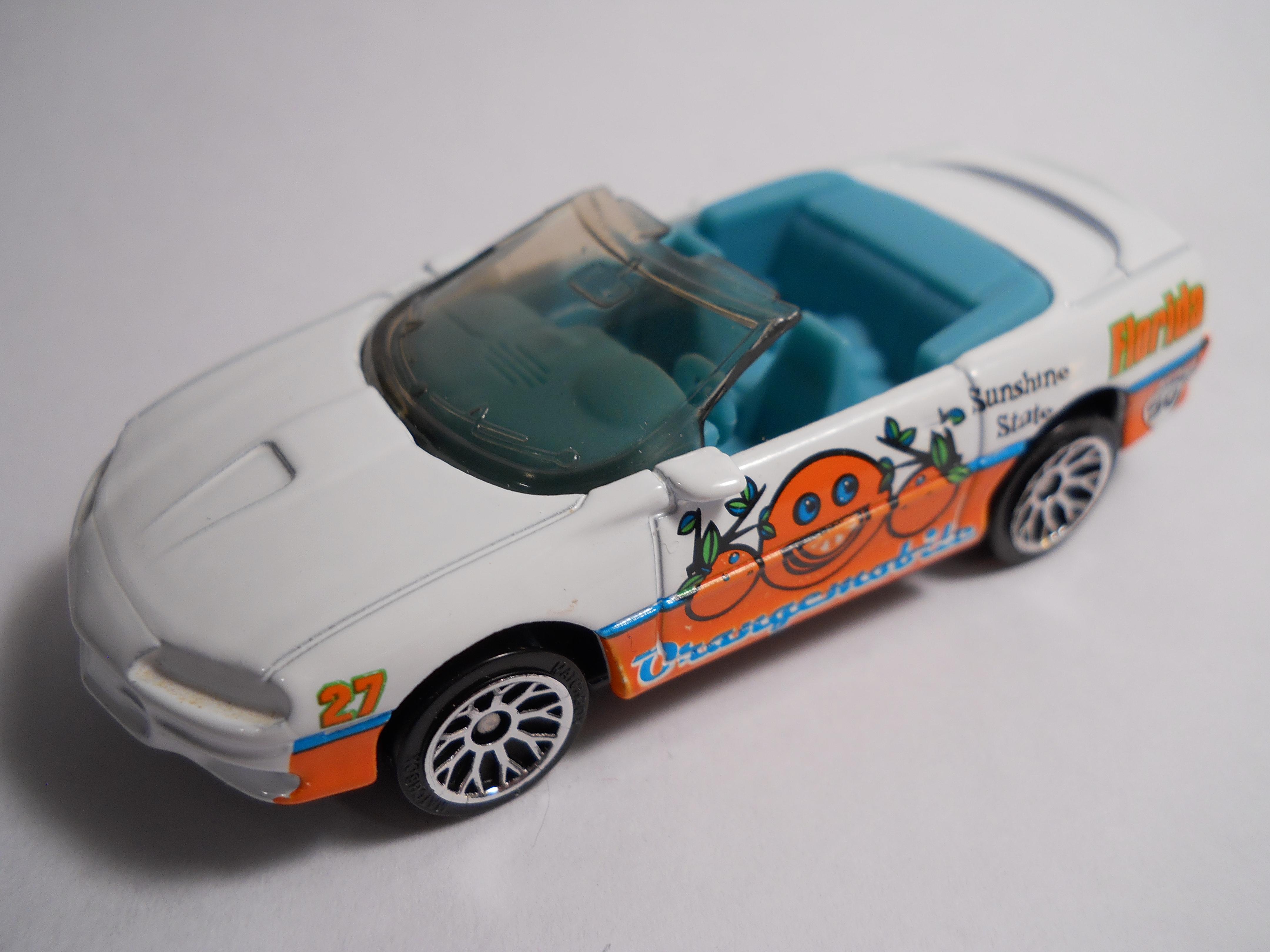 1998 Chevrolet Camaro SS Convertible