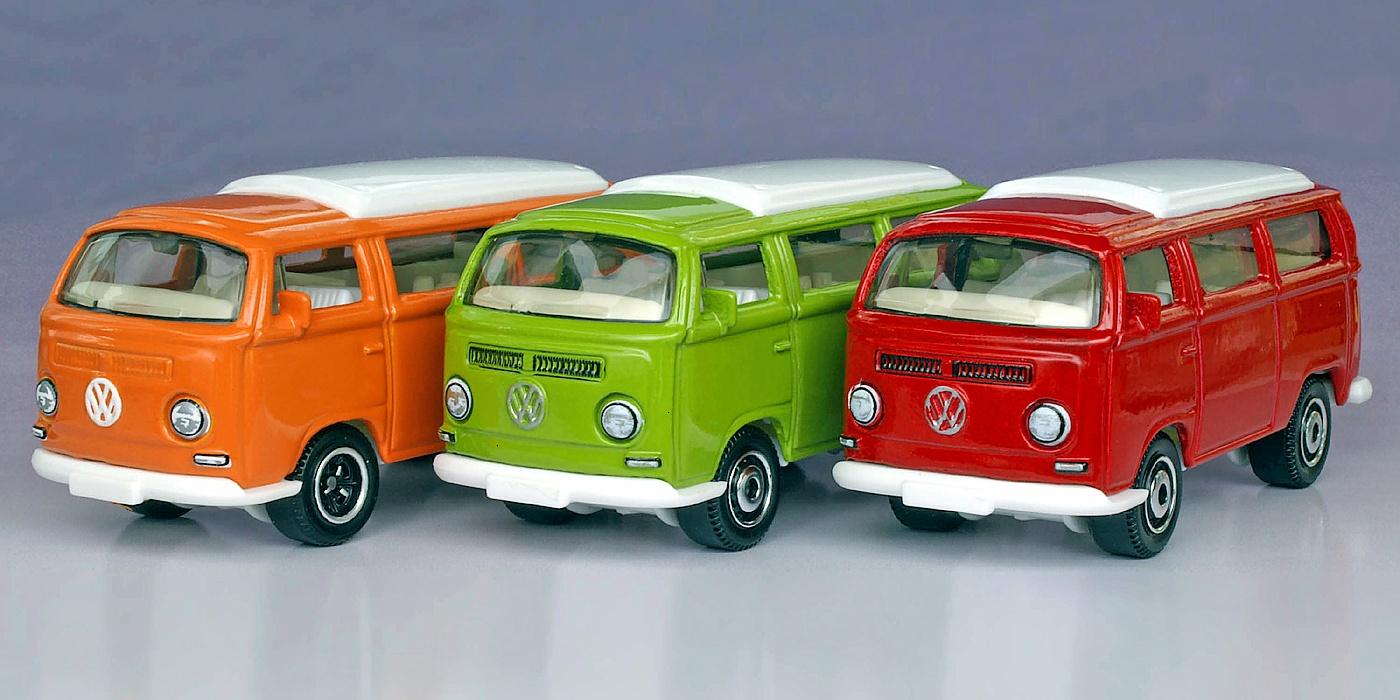 Volkswagen (T2) Bus (1970)