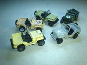 2010-2011 Jeep Willys