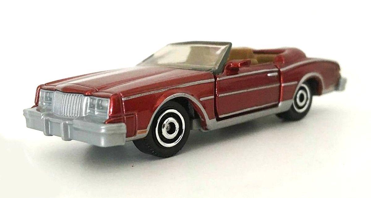 '83 Buick Riviera Convertible