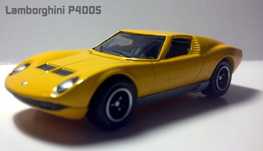 Lamborghini Miura P400S (1968)