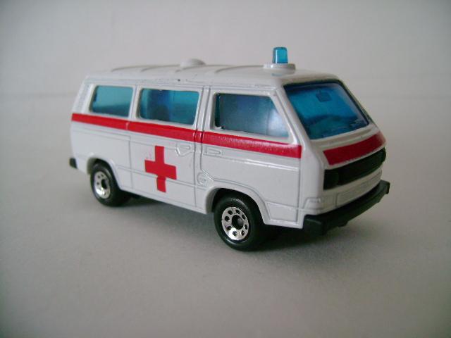 Volkswagen Transporter Ambulance