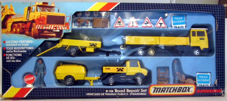 Road Repair Set (K-118/K-137)