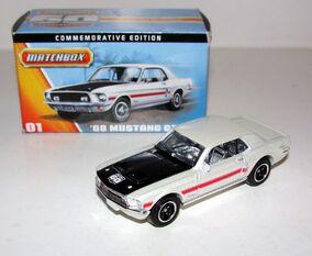 Matchbox 60TH Anniversary '68 Mustang GT CS.jpg