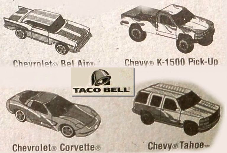 Taco Bell (Series 2)