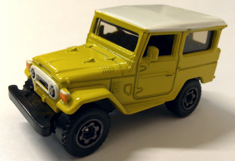 1968-Toyota Land Cruiser (FJ40)