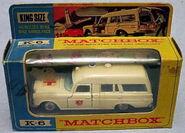 Mercede-Benz Binz Ambulance (King Size in Box)