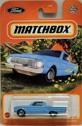 2021 1961 Ford Falcon Ranchero