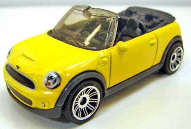MINI Cooper S Cabrio (2010)