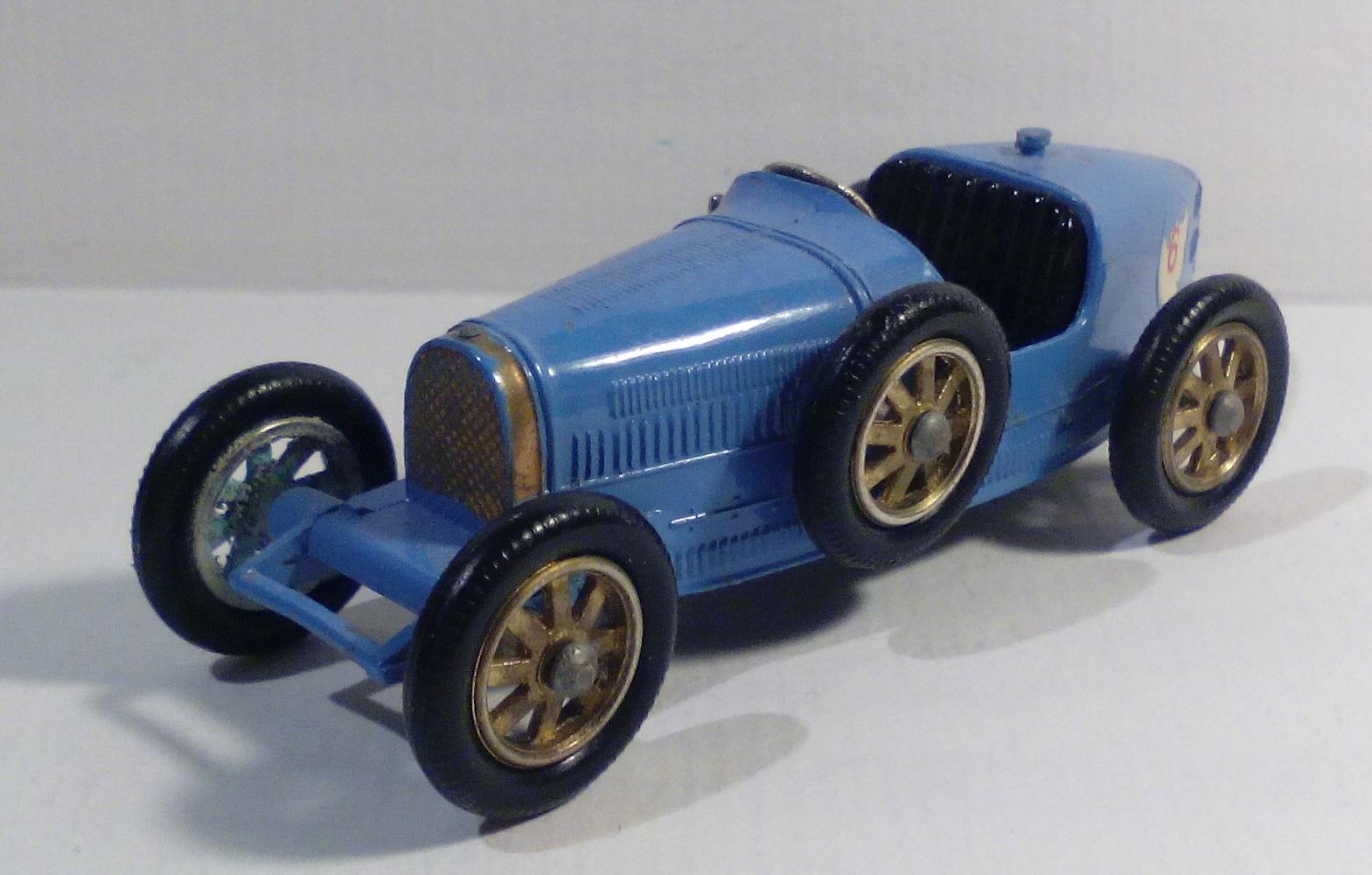 1926 Type 35 Bugatti (Y-6)