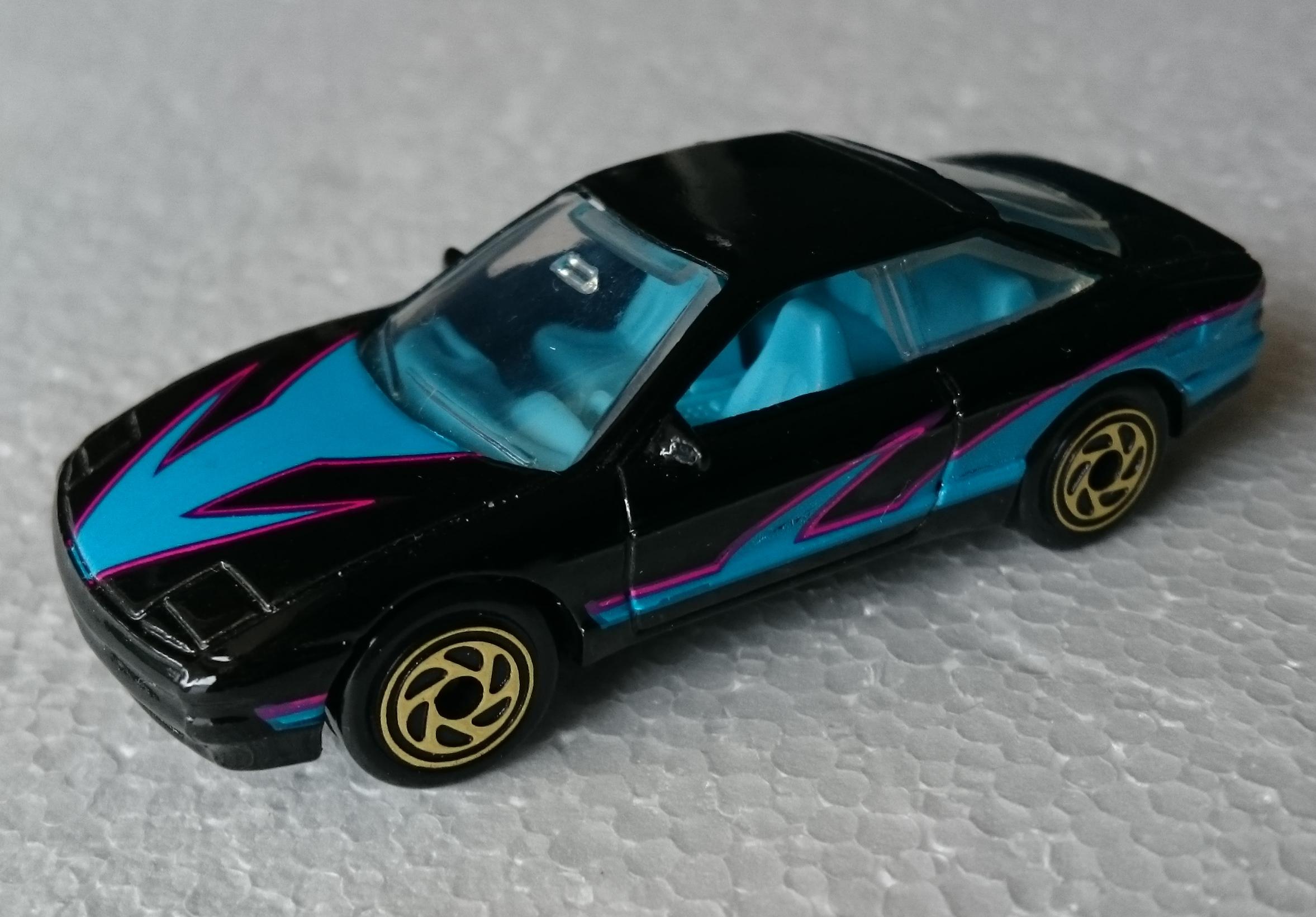 Ford Probe (MB250, black & blue.JPG