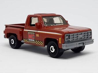 75 Chevy Stepside Matchbox Cars Wiki Fandom