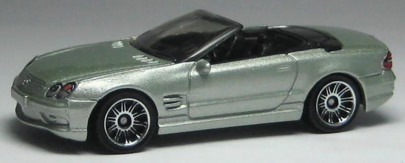 Mercedes-Benz SL55