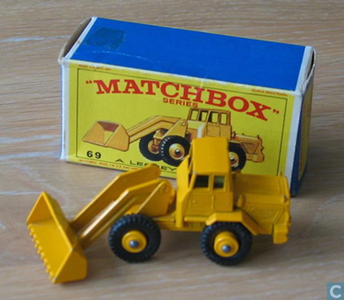 Tractor Shovel (69-B)