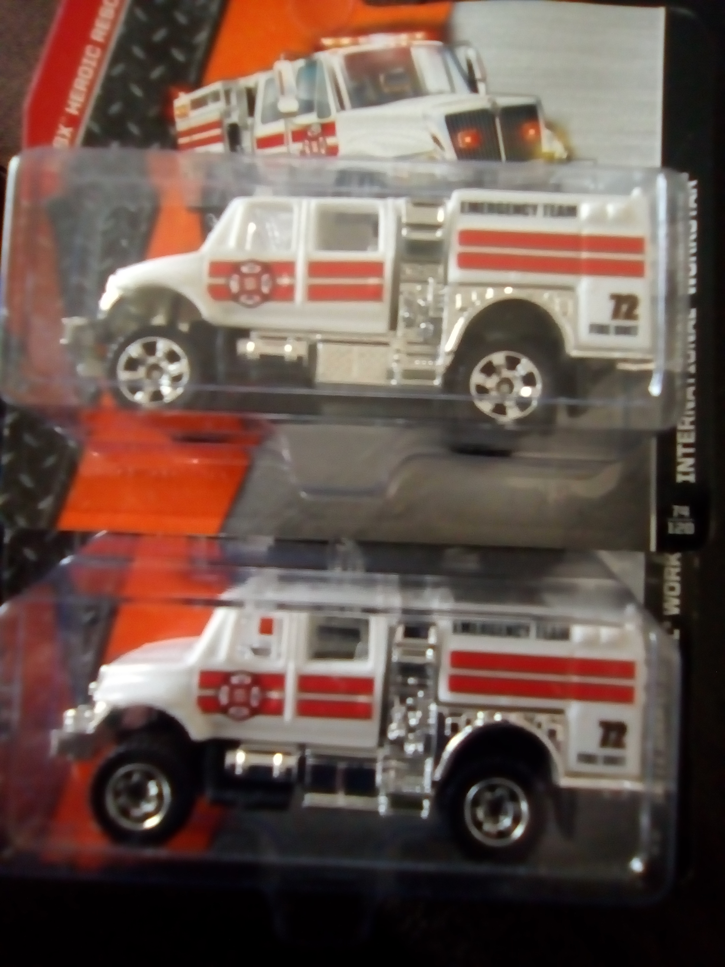 International WorkStar BrushFire Truck (2007)
