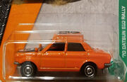 70 Datsun 510 Rally Ringed Disc Wheels