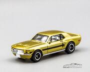 GTL04 - 1968 Ford Mustang GT CS-1
