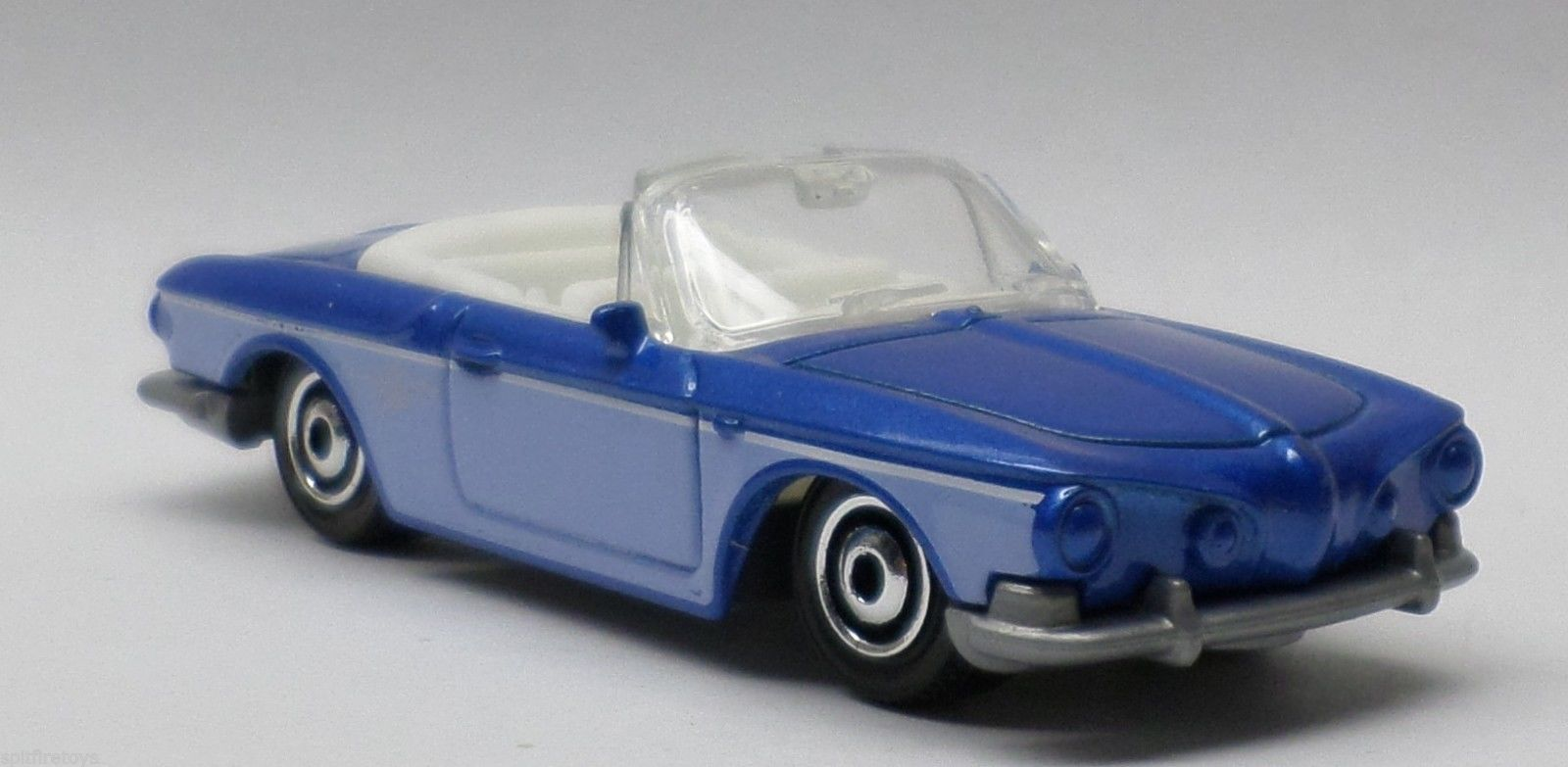 VW Type 34 Karmann Ghia Convertible