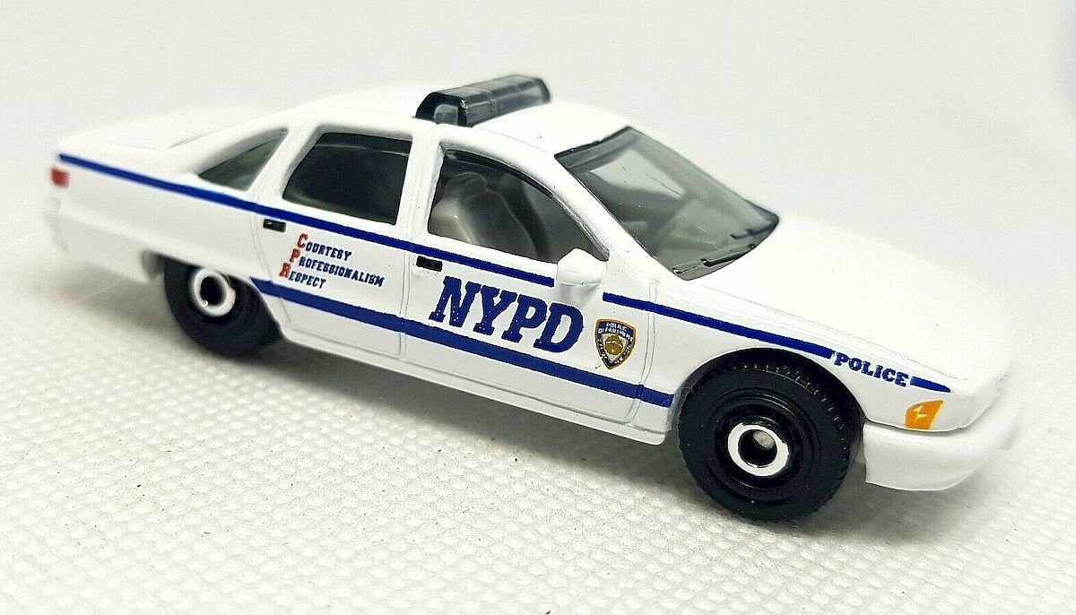 '94 Chevy Caprice Classic Police