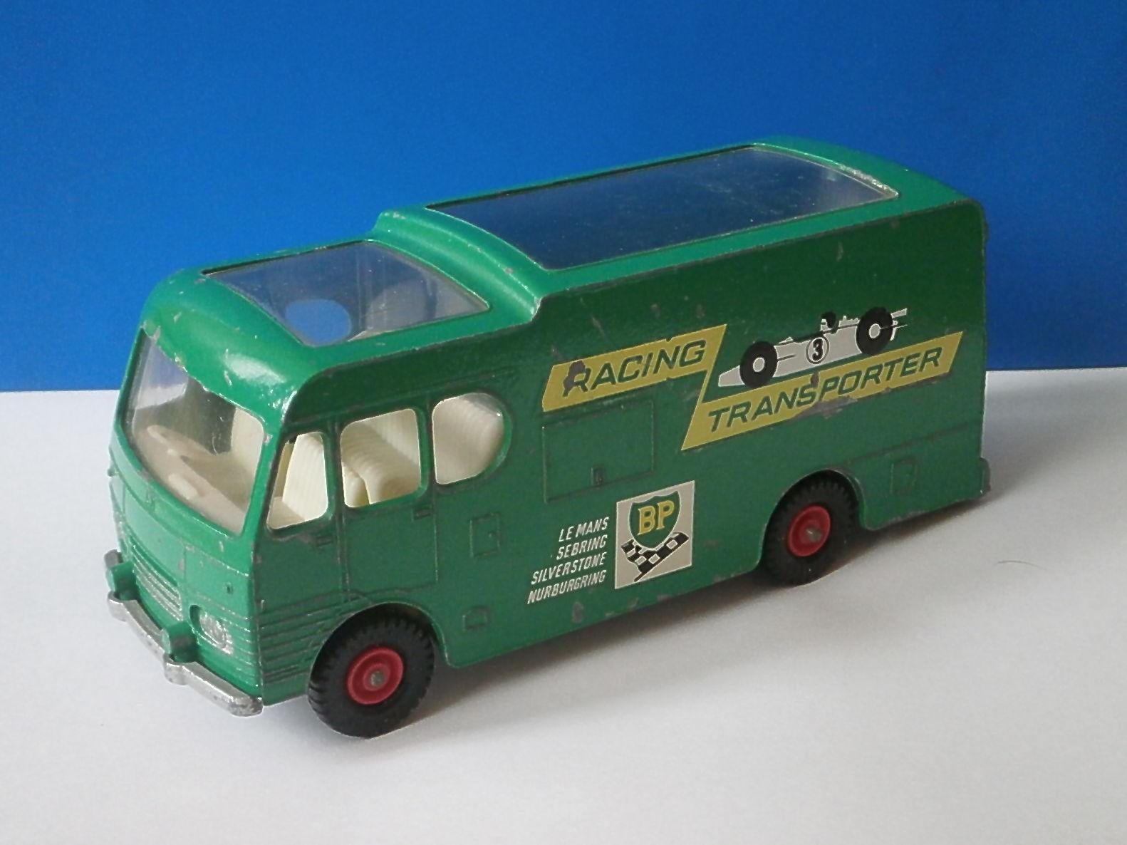 Racing Car Transporter (K-5)