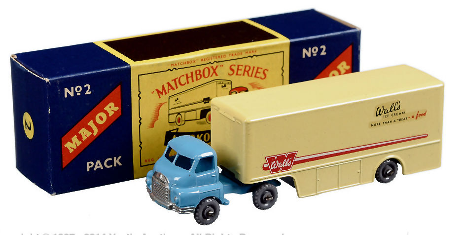 Bedford Articulated Truck (M-2)